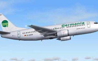 Germania airlines: u039cu03ccu03bdu03b1u03c7u03bf - u0398u03b5u03c3u03c3u03b1u03bbu03bfu03bdu03afu03bau03b7