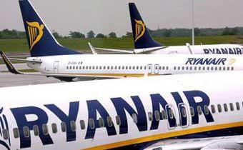 Ryanair: Hub u03c3u03c4u03b1 u03a7u03b1u03bdu03b9u03ac u03bau03b1u03b9 u03c3u03cdu03bdu03b4u03b5u03c3u03b7 u03bcu03b5... u0398u03b5u03c3u03c3u03b1u03bbu03bfu03bdu03afu03bau03b7!