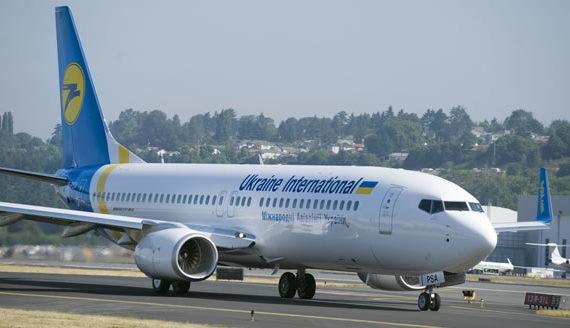 Ukraine International Airlines: u0391u03b5u03c1u03bfu03c0u03bfu03c1u03b9u03bau03ac u0395u03b9u03c3u03b9u03c4u03aeu03c1u03b9u03b1 u0391u03b8u03aeu03bdu03b1 u039au03afu03b5u03b2u03bf