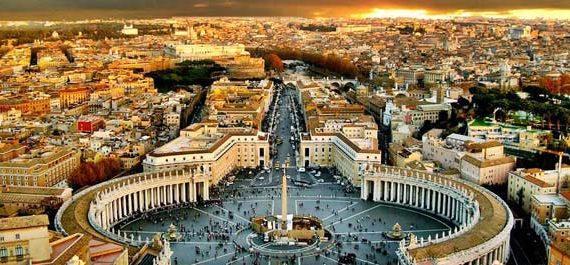 Αεροπορικά Εισιτήρια Ρώμη