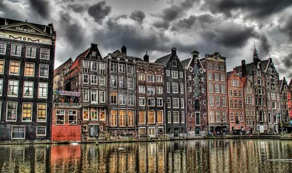 Αεροπορικά Εισιτήρια Άμστερνταμ